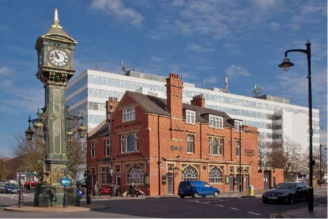 2 Bedrooms Apartment Flat for sale in Jewellery Quarter, Birmingham B1