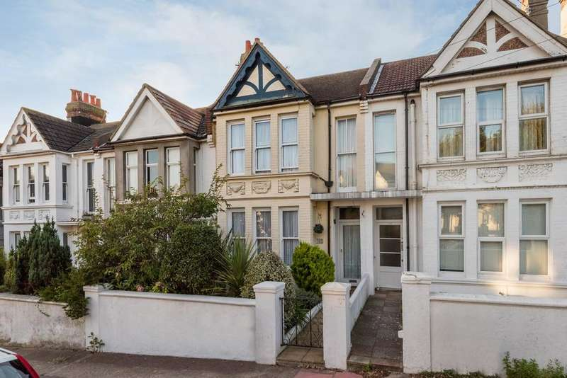 3 Bedrooms Terraced House for sale in Brighton BN2