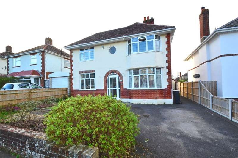 4 Bedrooms Detached House for sale in Northbourne