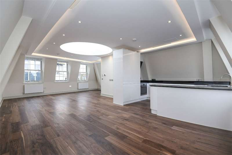 3 Bedrooms Flat for sale in King Street, Richmond, Surrey