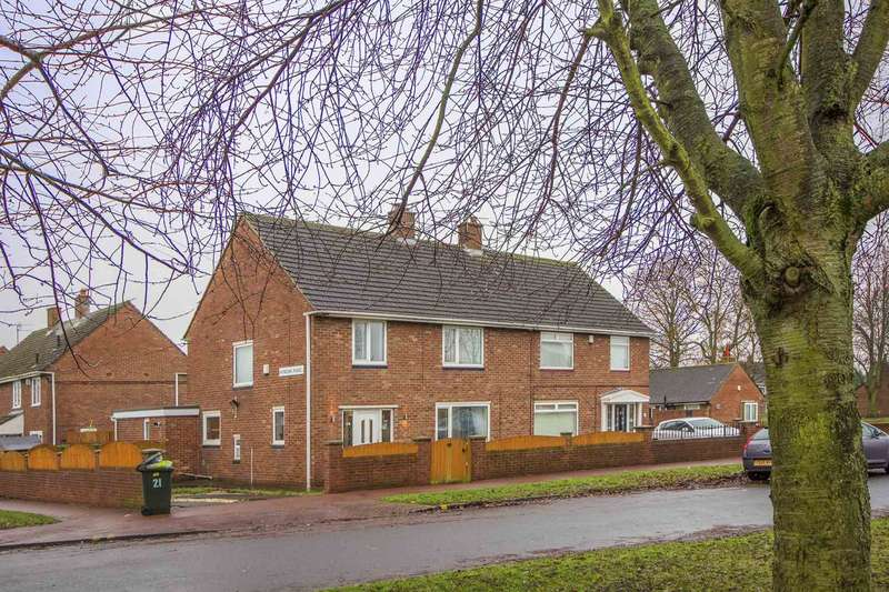 4 Bedrooms House for sale in Wyndham Avenue, Kenton, Newcastle Upon Tyne