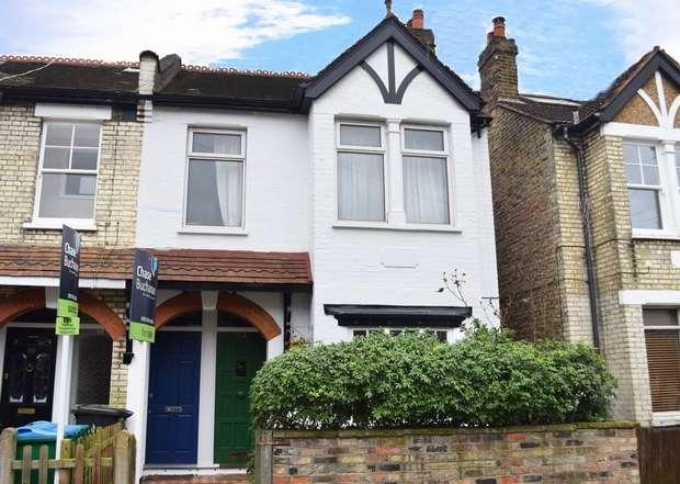 3 Bedrooms Flat for sale in Kenley Road, St Margarets, Twickenham