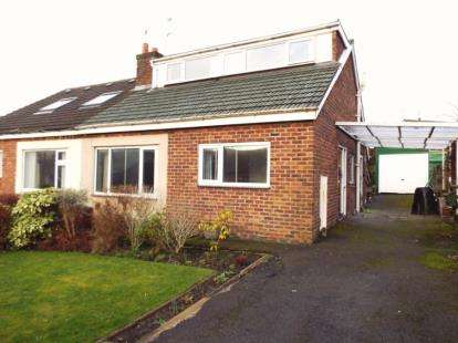 3 Bedrooms Bungalow for sale in Derek Road, Whittle-Le-Woods, Chorley, Lancashire