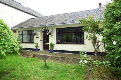 3 Bedrooms Bungalow for sale in Widnes Road, Cuerdley, Warrington, Cheshire