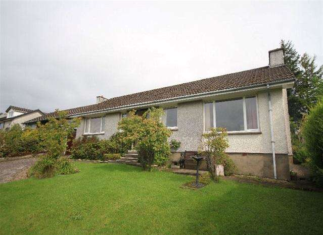 3 Bedrooms Detached Bungalow for sale in 5 Fernoch Park, Lochgilphead, PA31 8TG