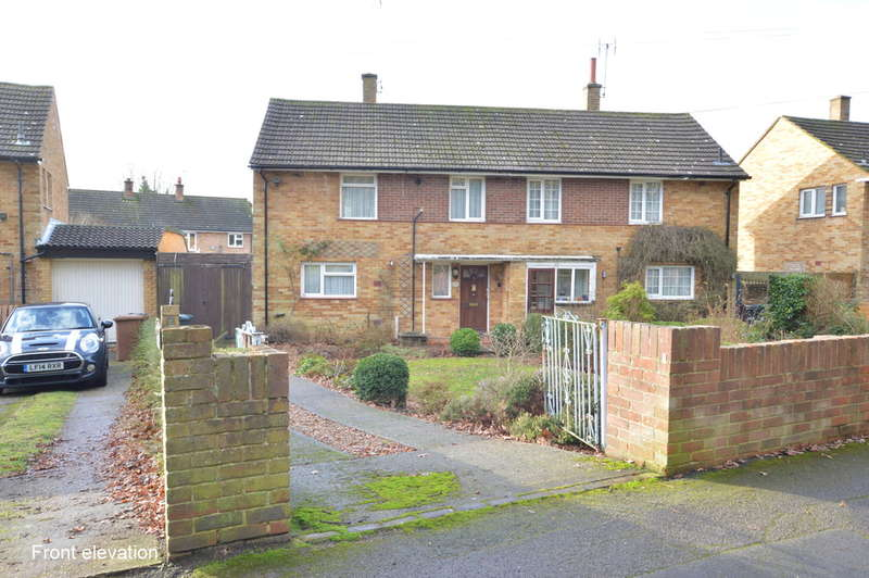 3 Bedrooms Semi Detached House for sale in Atherfield Road, Reigate