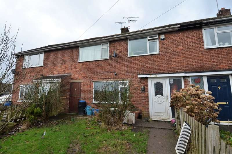 3 Bedrooms Terraced House for sale in Lime Tree Grove, Danesmoor, Chesterfield