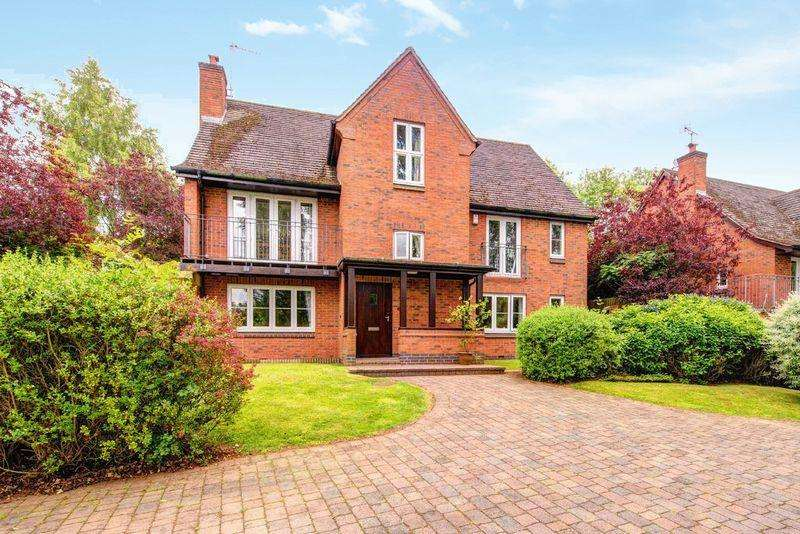 5 Bedrooms Detached House for sale in Merion Grove, Derby