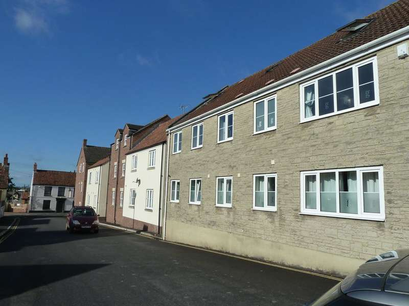 1 Bedroom Flat for sale in St Johns Place, Northload Street, Glastonbury BA6