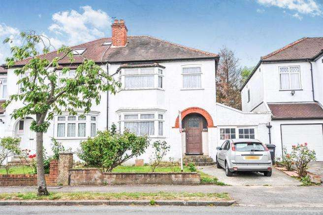 3 Bedrooms Semi Detached House for sale in Virginia Road, Thornton Heath, Surrey, Croydon CR7