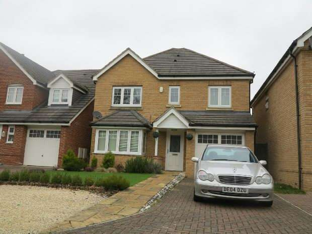 4 Bedrooms Detached House for rent in Pascal Crescent, Shinfield, Reading