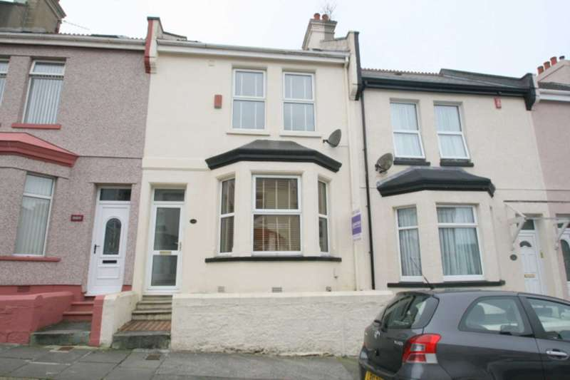 3 Bedrooms Terraced House for sale in Renown Street, Plymouth