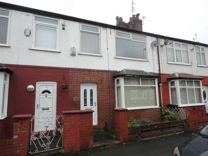 3 Bedrooms Terraced House for sale in Criterion Street, Reddish