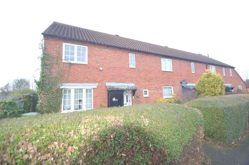 3 Bedrooms End Of Terrace House for sale in Bradwell