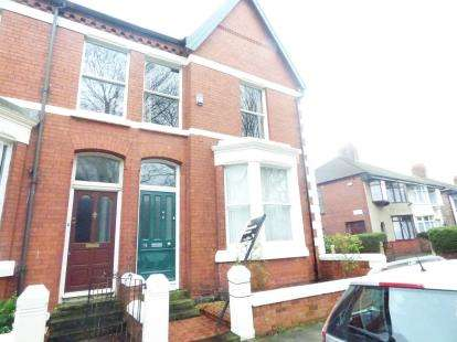 4 Bedrooms End Of Terrace House for sale in Southwood Road, Liverpool, Merseyside, L17