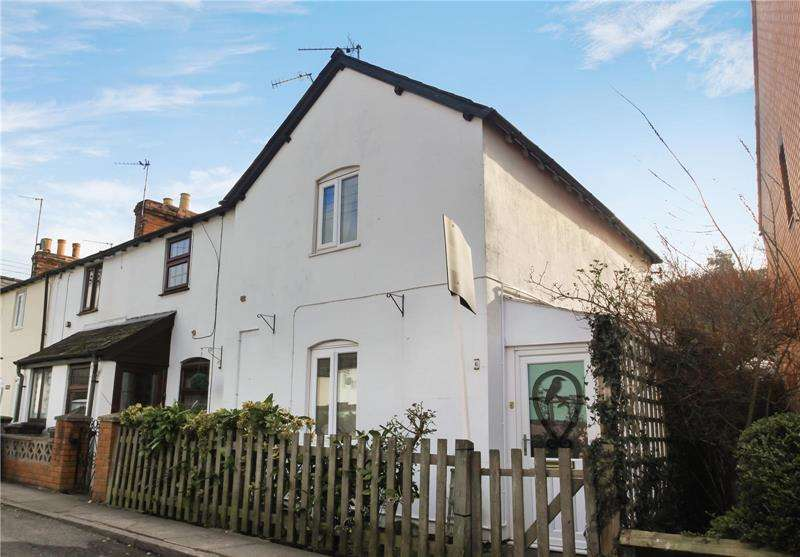 2 Bedrooms End Of Terrace House for sale in Chapel Road, Ross-On-Wye