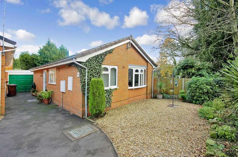 2 Bedrooms Detached Bungalow for sale in Avenue Road, Compton, Wolverhampton WV3