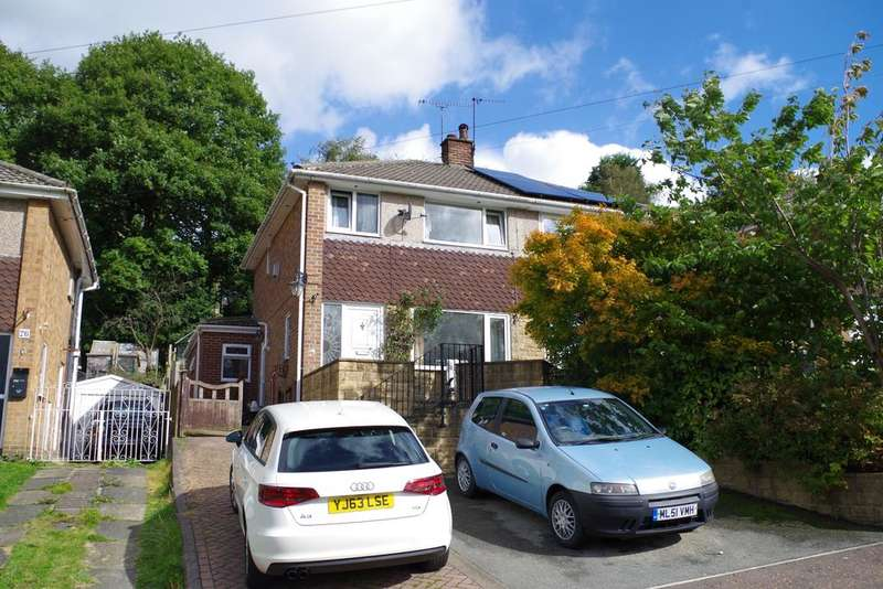 3 Bedrooms Semi Detached House for sale in Boy Lane, Wheatley, Halifax HX3