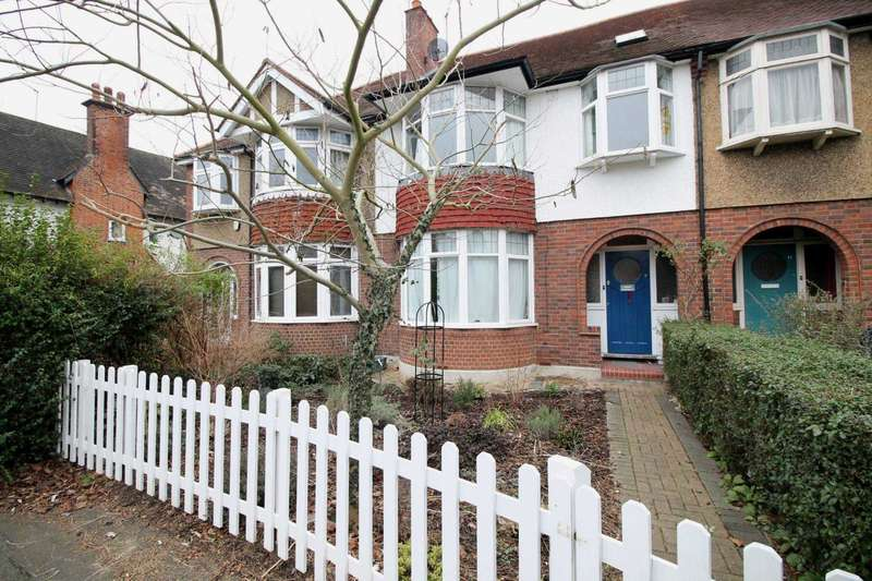 4 Bedrooms Terraced House for sale in Brunswick Road, London