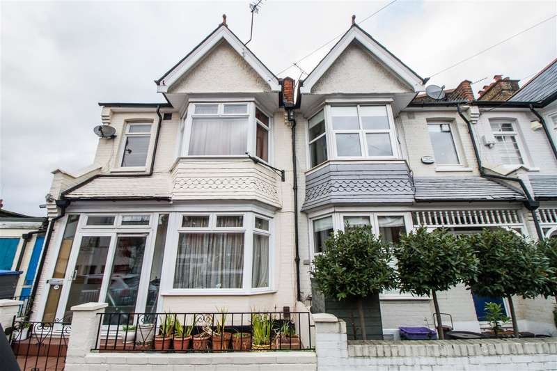 4 Bedrooms Terraced House for sale in Mount Road, Wimbledon Park