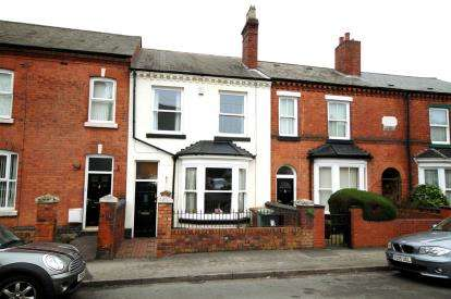 3 Bedrooms Terraced House for sale in Emery Street, Walsall, West Midlands