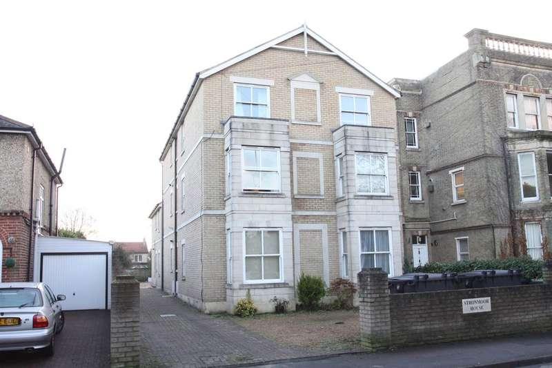 2 Bedrooms Flat for sale in Bury Road, Gosport PO12