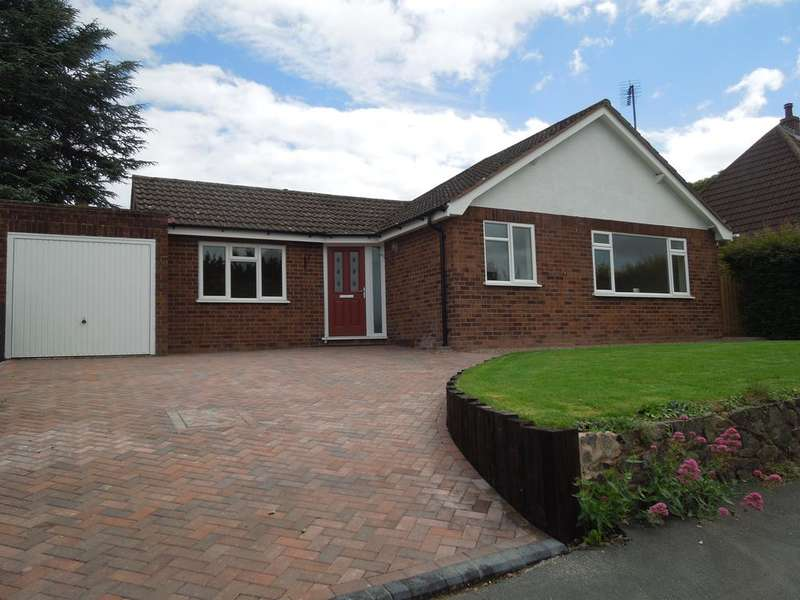 3 Bedrooms Detached Bungalow for sale in Brookside, Tupsley, Hereford HR1