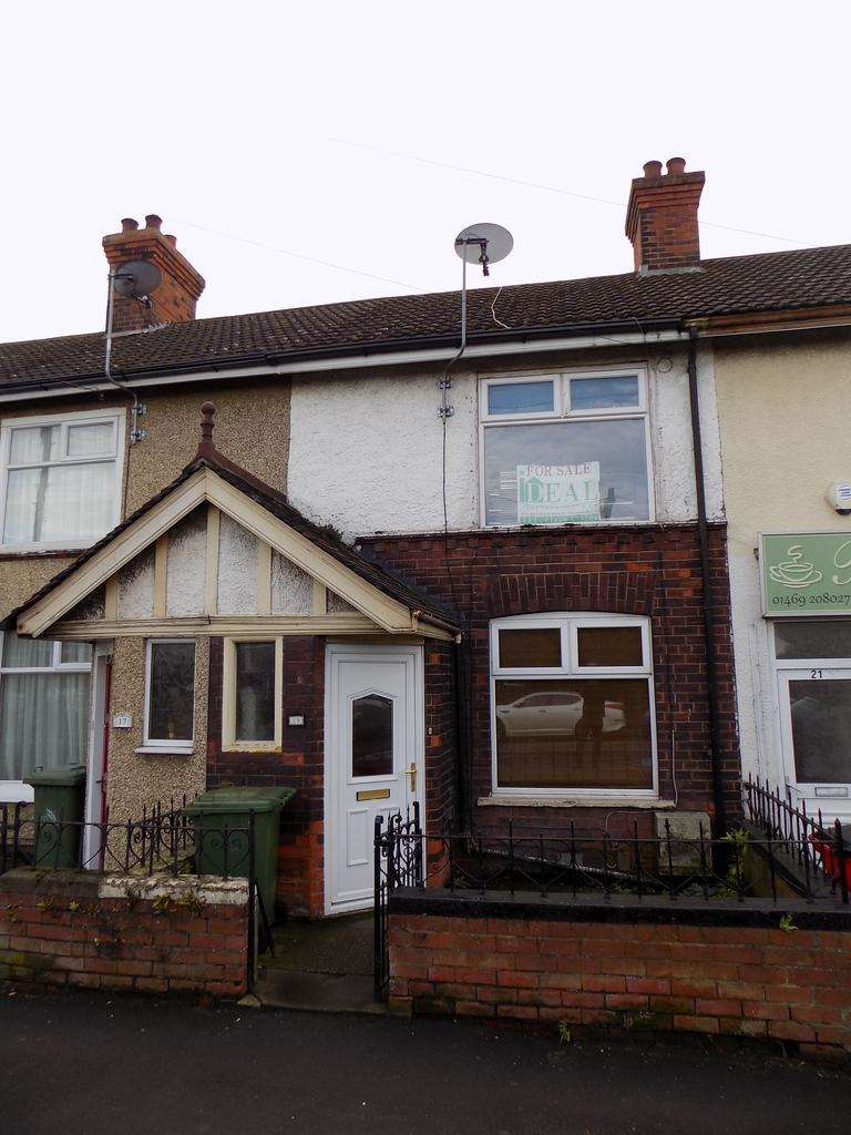 3 Bedrooms Terraced House for sale in Pelham Road, Immingham DN40