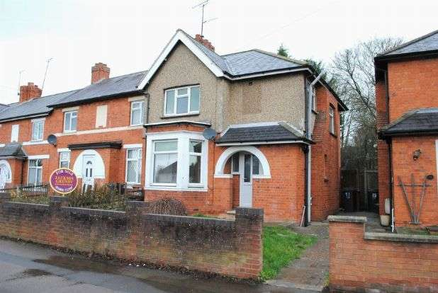 3 Bedrooms Semi Detached House for sale in Kingsland Avenue, Kingsthorpe, Northampton NN2 7PP
