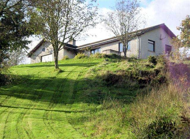 3 Bedrooms Detached Bungalow for sale in Cnoc nan Craobh, Torinturk, by Tarbert, PA28 6YE