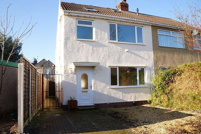 3 Bedrooms House for sale in Fern Road, Downend, Bristol, BS16 5TD