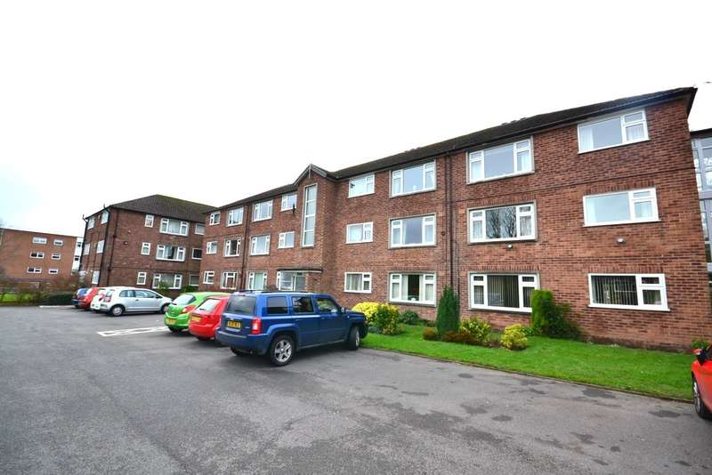 1 Bedroom Apartment Flat for sale in Tytherington Court, Badger Road, Macclesfield