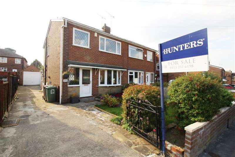 3 Bedrooms Semi Detached House for sale in Carlton Avenue, LS28