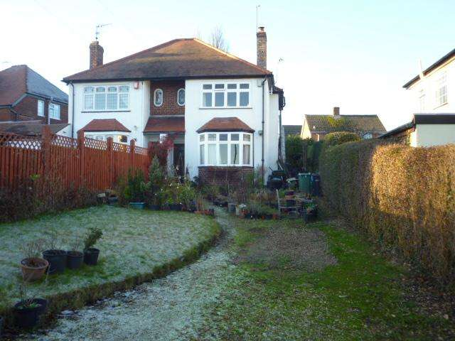 2 Bedrooms Semi Detached House for sale in NORTON ROAD, NORTON, STOURBRIDGE DY8