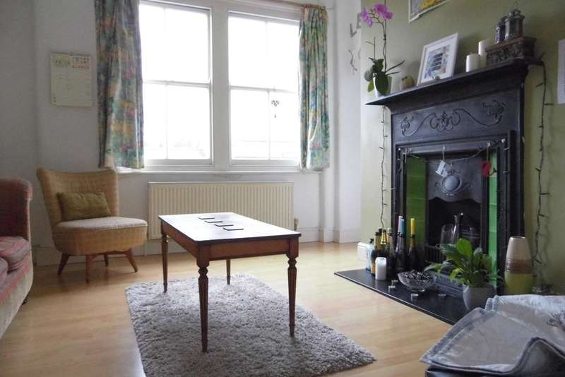 3 Bedrooms Flat for sale in Alexandra Park Road, London N10