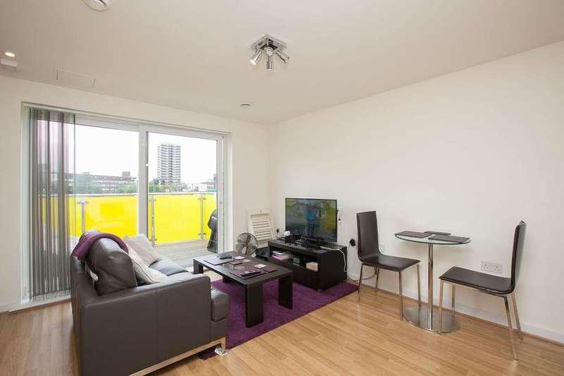Studio Flat for sale in Sherard Apartment, Bow Common Lane, London E3