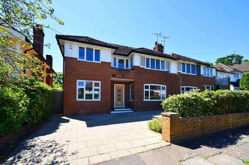 5 Bedrooms House for sale in Ullswater Crescent, Kingston Vale, SW15