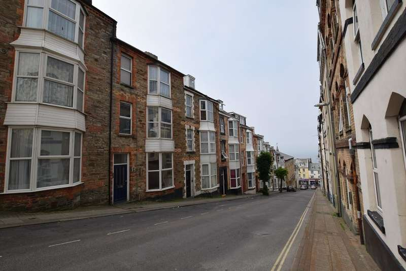 1 Bedroom Flat for sale in oxford grove, ilfracombe EX34