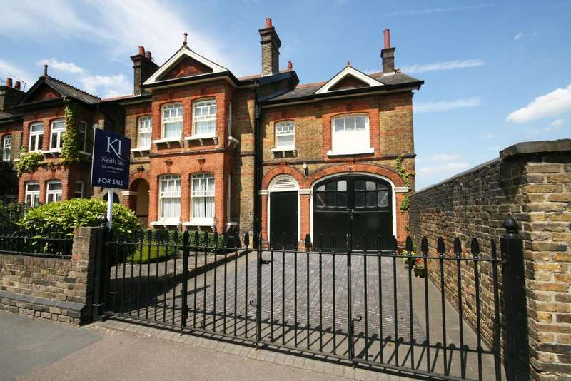 5 Bedrooms Semi Detached House for sale in college road, cheshunt en8