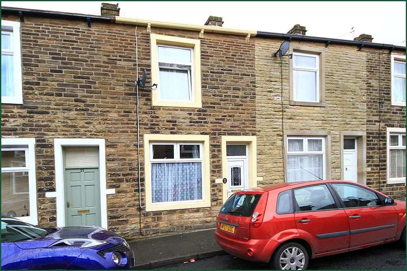 2 Bedrooms Terraced House for sale in 23 Lower East Avenue, Barnoldswick BB18 6DN