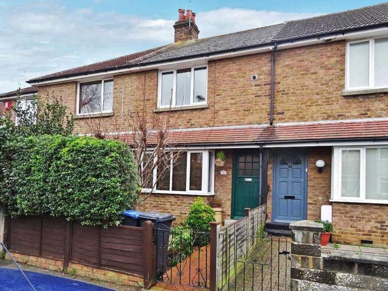 2 Bedrooms Terraced House for sale in St Elmo Road, Tarring, Worthing, BN14