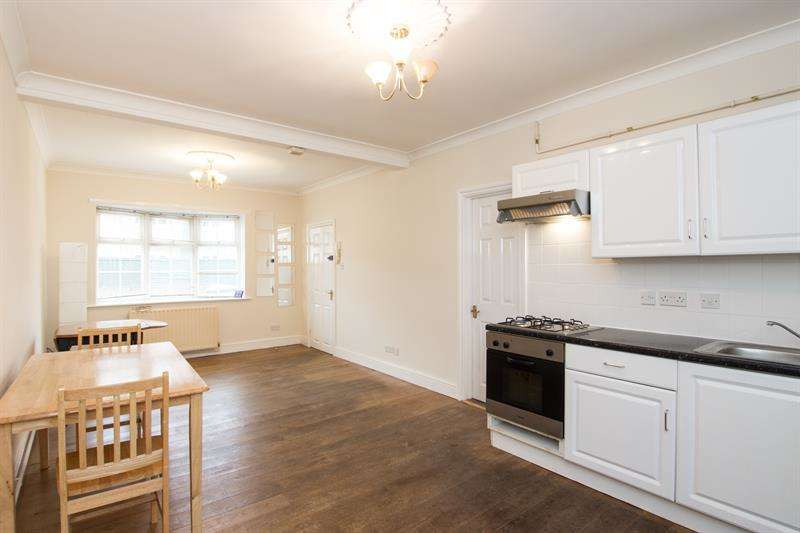 1 Bedroom Flat for sale in Bryony Road, Shepherds Bush, W12
