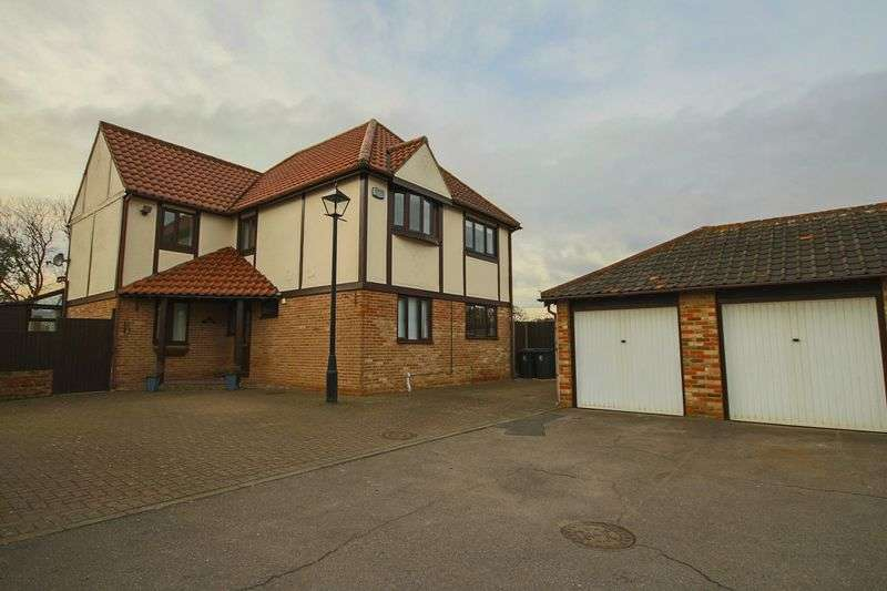 4 Bedrooms Detached House for sale in Smiths Court, Epping
