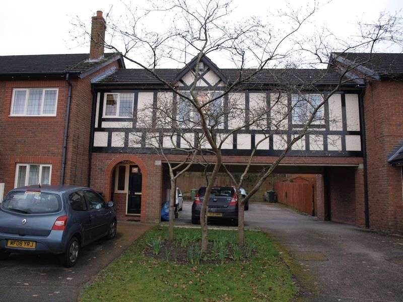 1 Bedroom Flat for sale in Claremont Close, Kingsmead, CW9 8FF