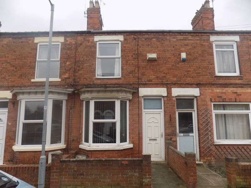 2 Bedrooms Detached House for sale in Wharton Street , Retford