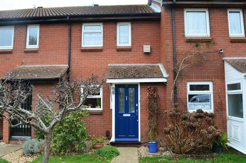 2 Bedrooms Terraced House for sale in Fathoms Reach, Hayling Island.