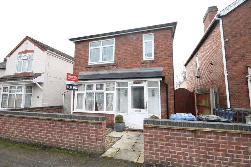 3 Bedrooms Detached House for sale in BAKER STREET, ALVASTON
