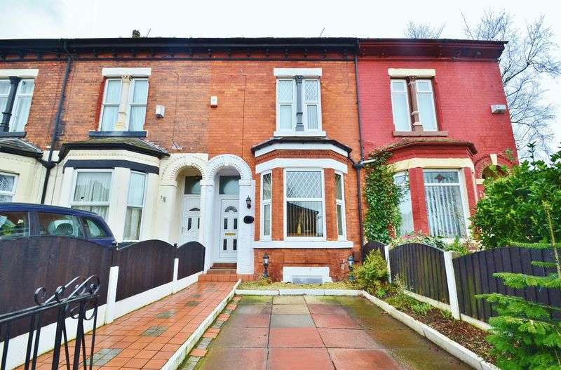 4 Bedrooms Terraced House for sale in Cromwell Road, Eccles