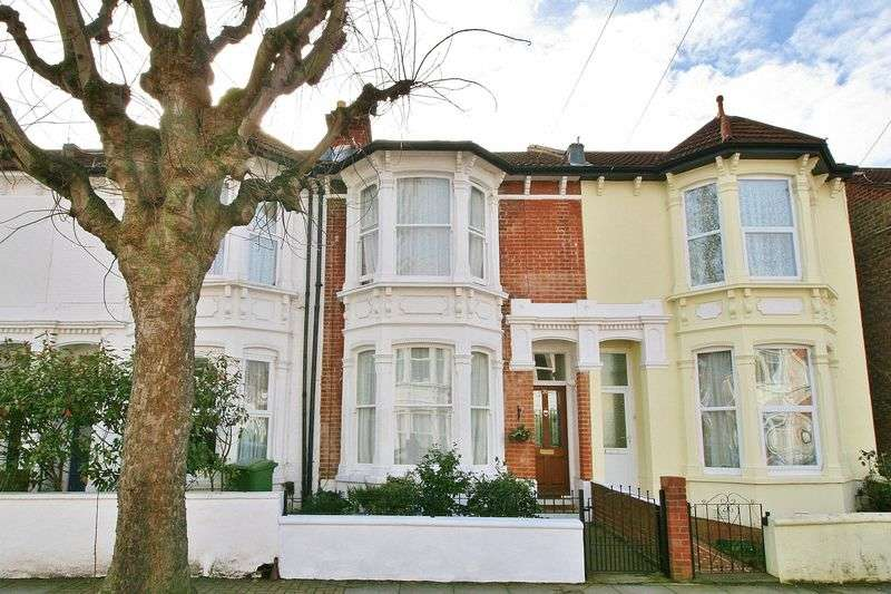 5 Bedrooms Terraced House for sale in Allens Road, Southsea