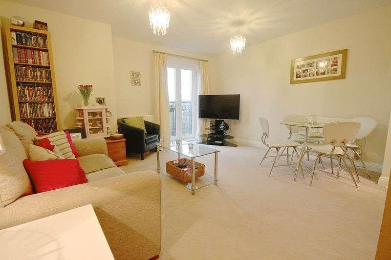 2 Bedrooms Flat for sale in Little Keep Gate, Dorchester, DT1